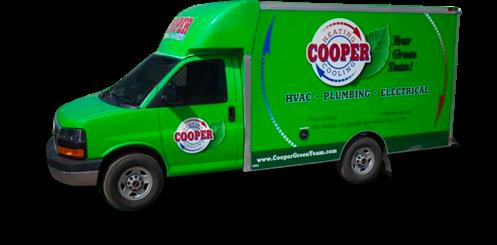 Cooper Service Van