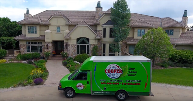 Cooper Green Team Provides Water Leak Detection Services