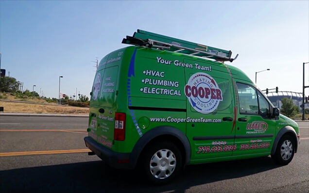 Cooper Green Team on the Road