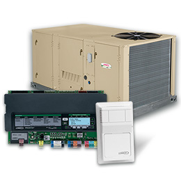 Humiditrol® Dehumidification System for Rooftop Units