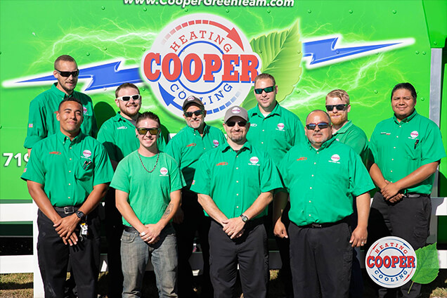 Cooper Electrical Team