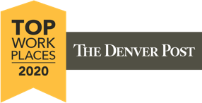 The Denver Post - Top 2020 places to work award